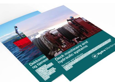 Brosjyrer Hydra Maritime