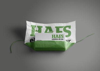 HAFS visittkort