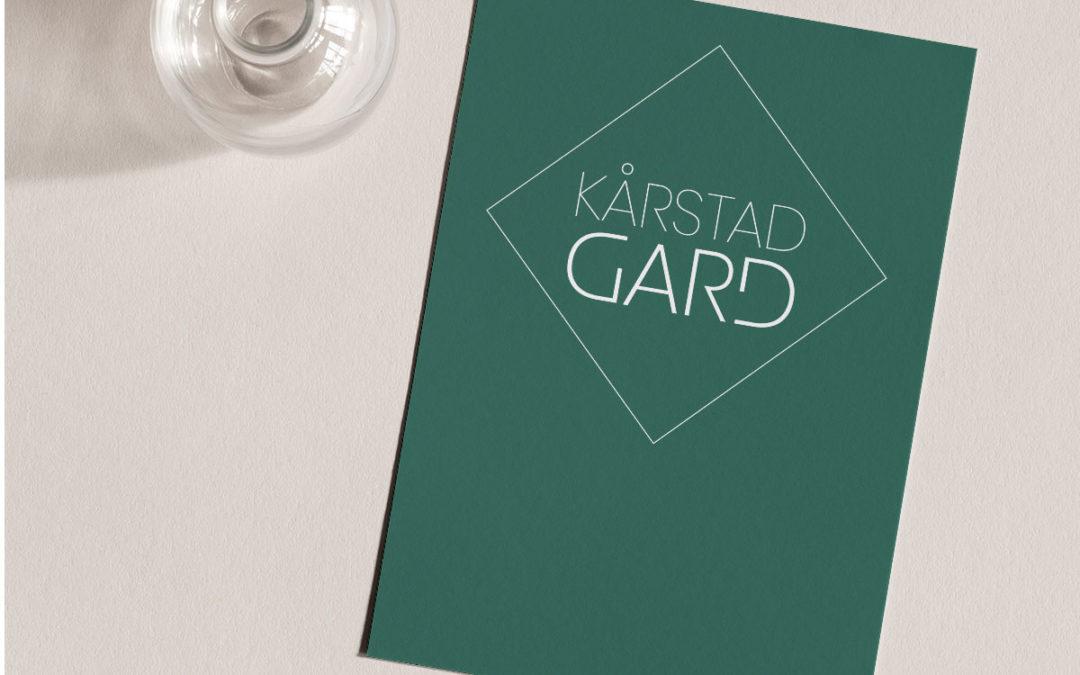 Logo Kårstad Gard