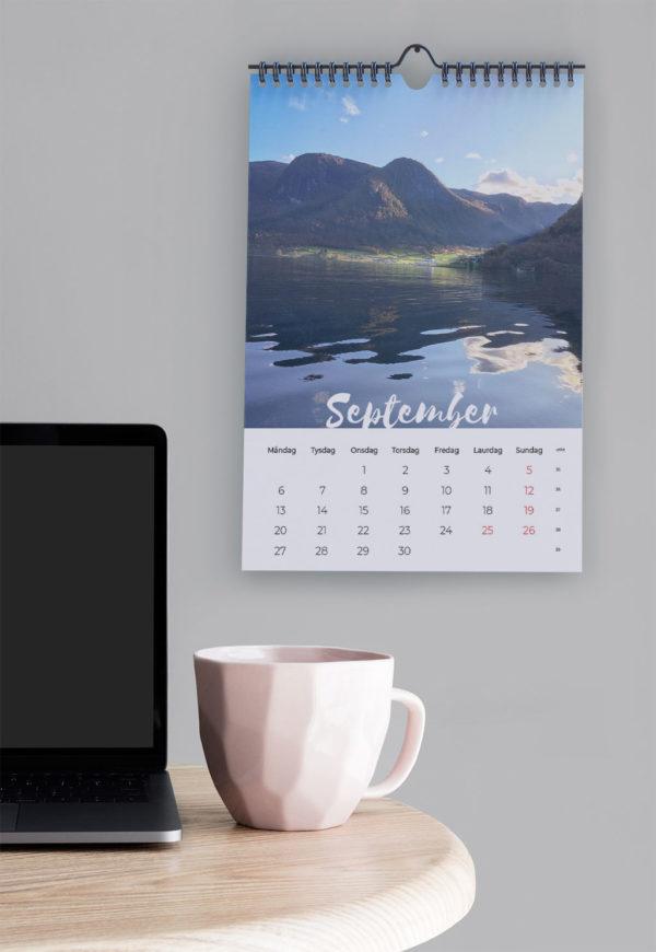 Fjordkalender sept