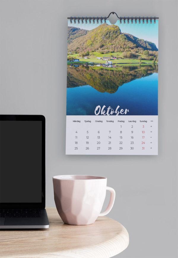 Fjordkalender oktober