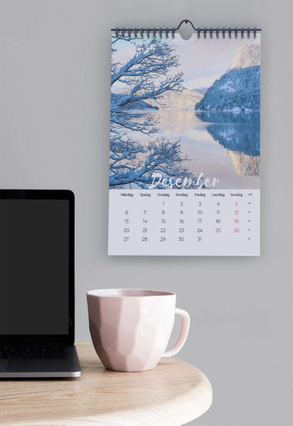 Fjordkalender desember
