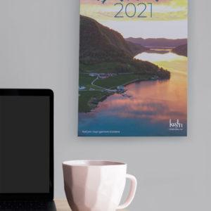 Fjordkalender forside