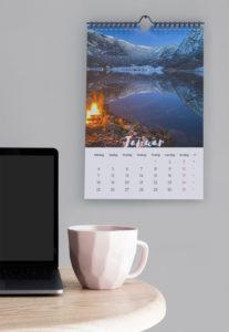 Fjordkalender januar