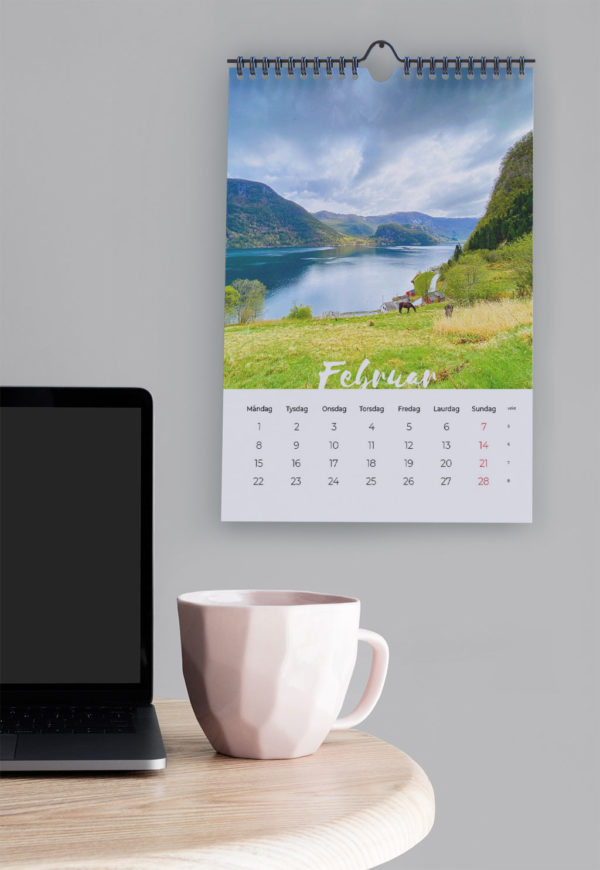 Fjordkalender februar