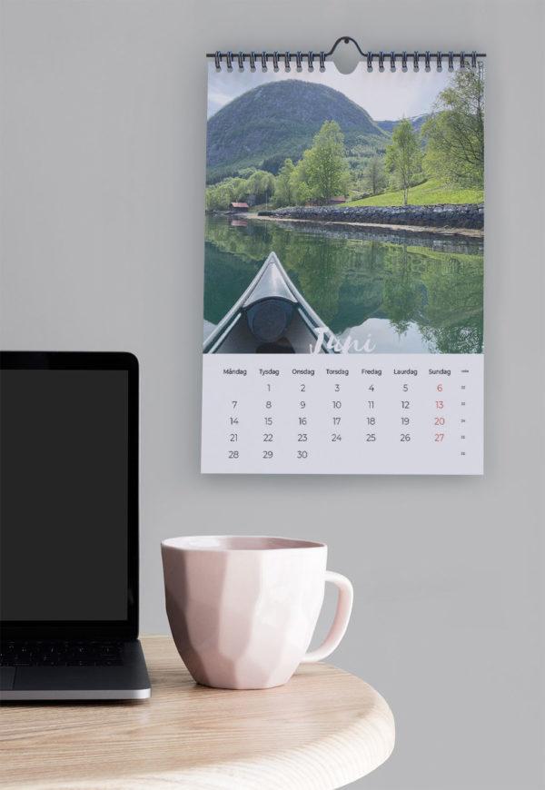 Fjordkalender juni