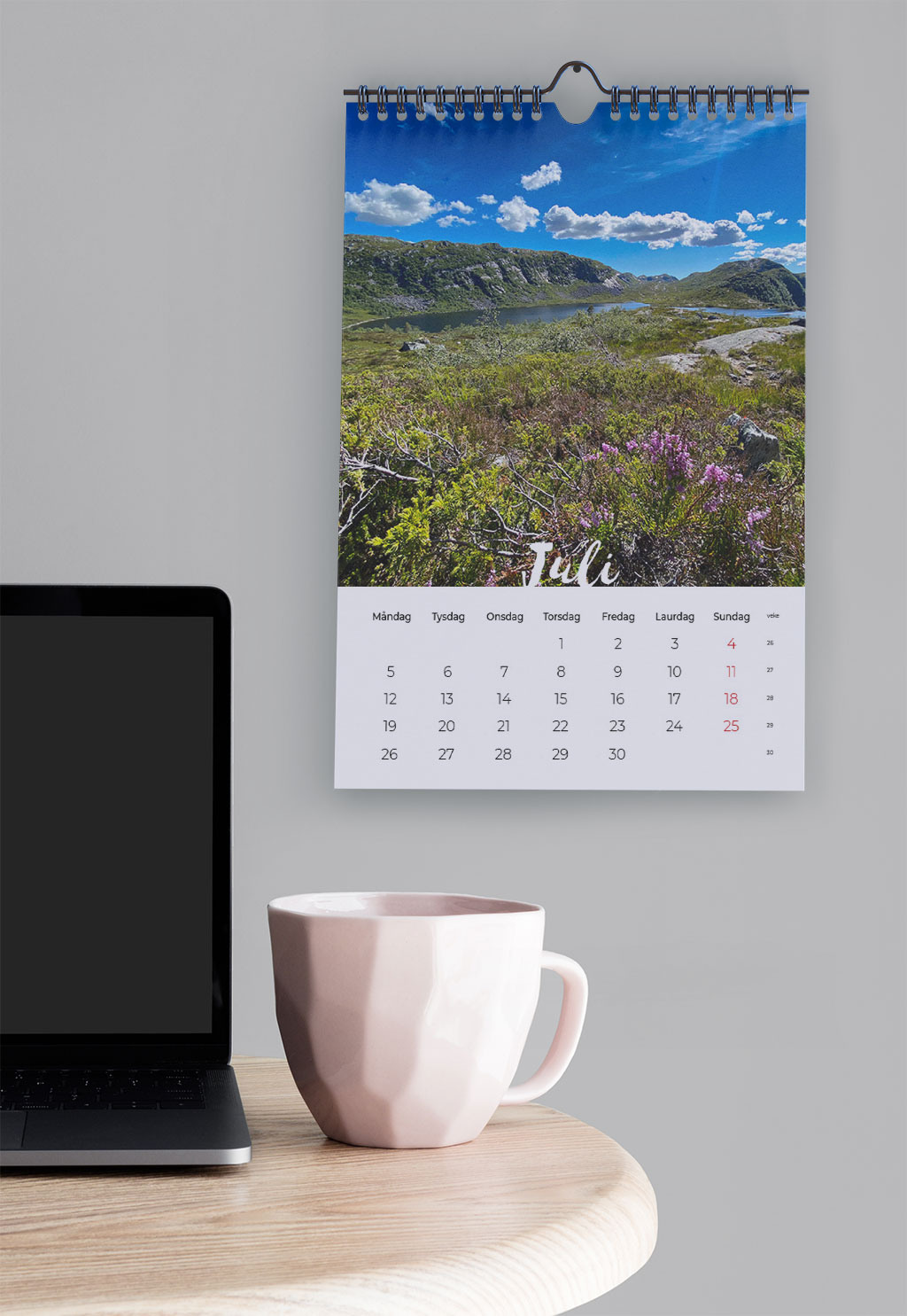 Fjordkalender juli