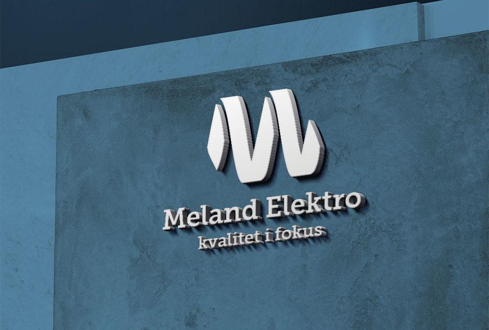 Visuell profil Meland Elektro AS