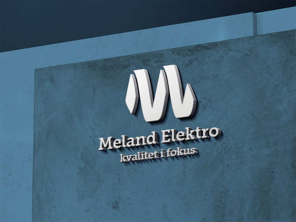 Visuell profil Meland Elektro AS